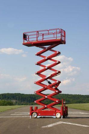 Scherenbühne von PB Lifttechnik GmbH