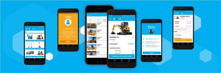 Sind Apps hilfreich für die Baubranche?