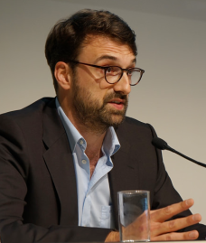 Prof. Dr. Boris Vormann - Nordamerikastudien der FU Berlin
