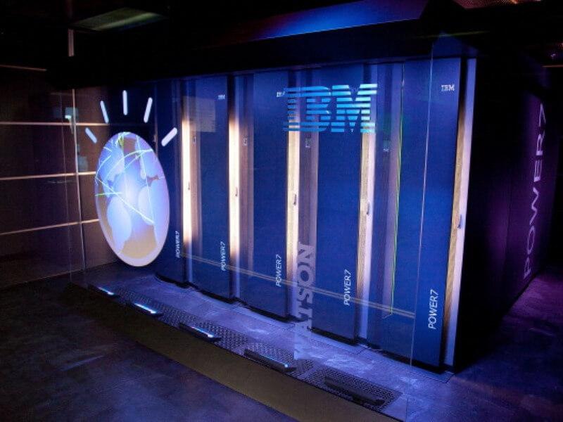Die künstliche Intelligenz von IBM