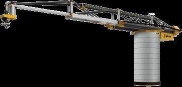 3D-Drucker für den Hausbau von Apis Cor