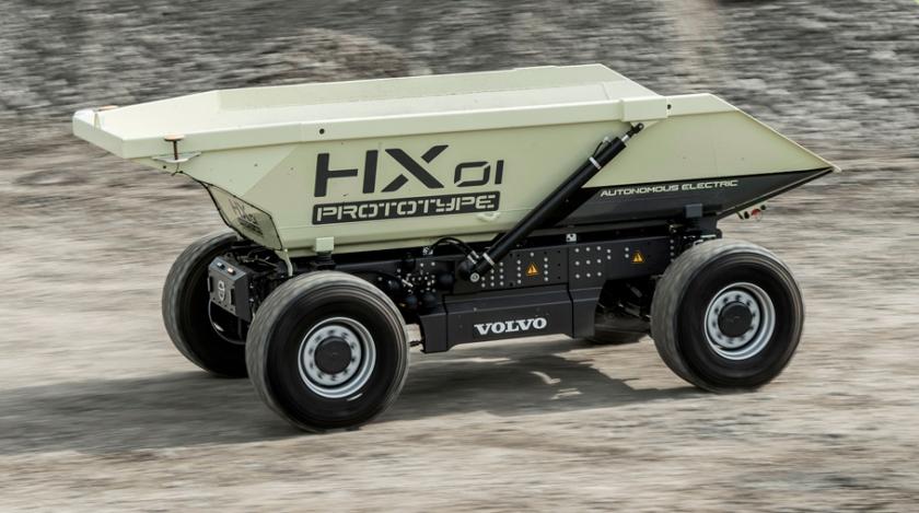 Volvo HX01 Prototype